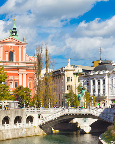 Real estate in Ljubljana